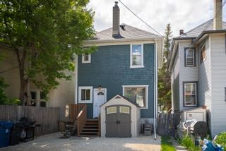 Photo 25: 647 Valour Road in Winnipeg: West End House for sale (5C)  : MLS®# 202114609