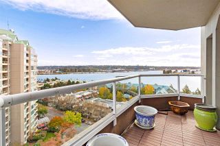 """Photo 21: 1401 1135 QUAYSIDE Drive in New Westminster: Quay Condo for sale in """"ANCHOR POINTE"""" : MLS®# R2538657"""