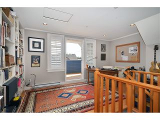 Photo 10: 1730 E 7TH Avenue in Vancouver: Grandview VE 1/2 Duplex for sale (Vancouver East)  : MLS®# V1026490