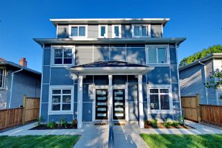 Photo 2: 5216 GLADSTONE STREET in Vancouver: Victoria VE 1/2 Duplex for sale (Vancouver East)  : MLS®# R2339569
