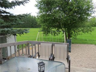 Photo 17: 190 Tufnell Drive in WINNIPEG: St Vital Residential for sale (South East Winnipeg)  : MLS®# 1418241
