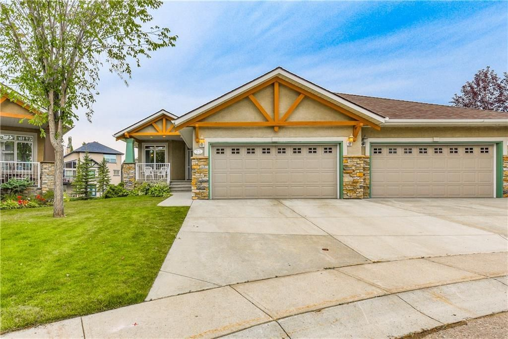 Photo 2: Photos: 73 DISCOVERY WOODS Villa SW in Calgary: Discovery Ridge Semi Detached for sale : MLS®# C4218779