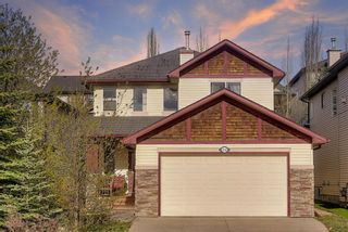 Photo 1: 34 Crestmont Drive SW in Calgary: Crestmont Detached for sale : MLS®# A1119055