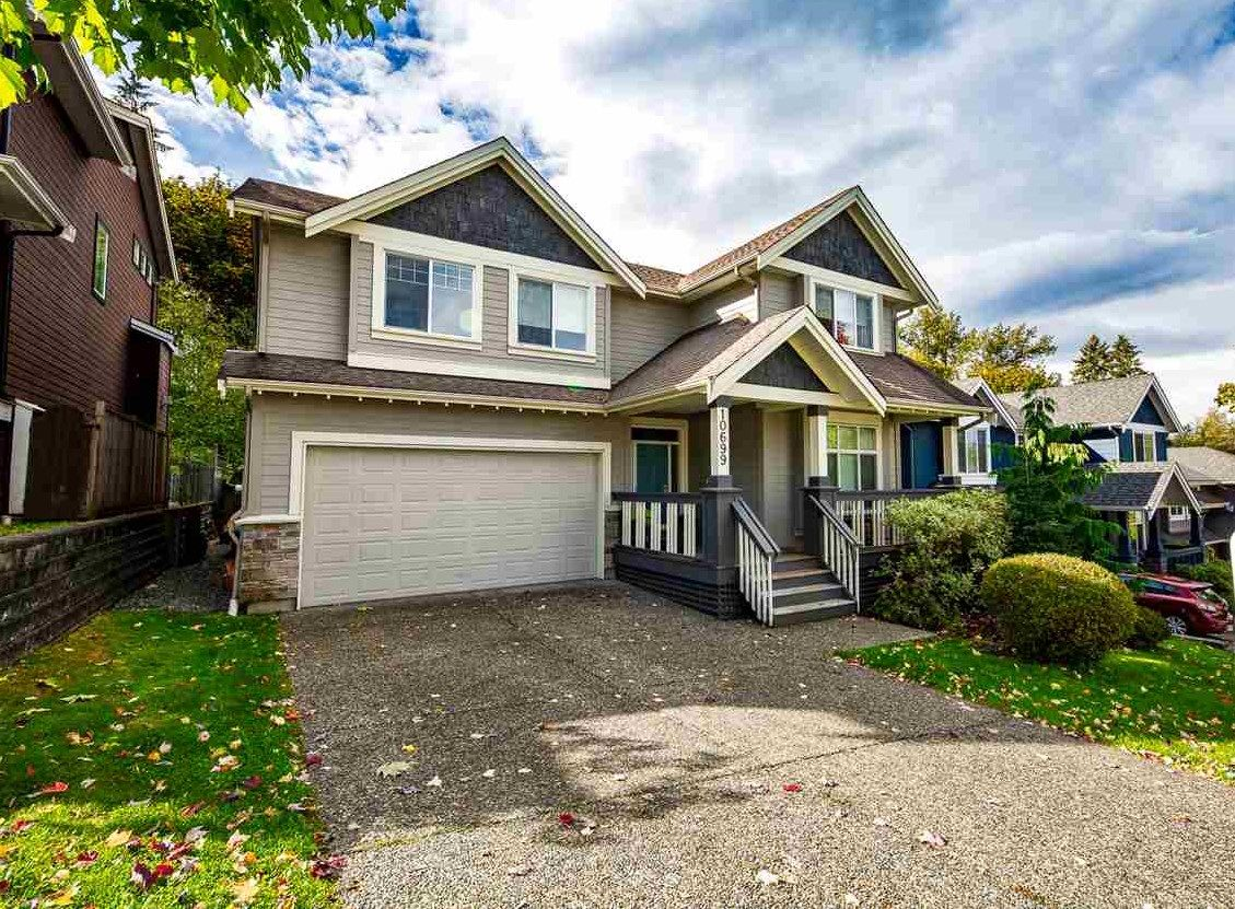 Main Photo: 10699 239 Street in Maple Ridge: Albion House for sale : MLS®# R2319473