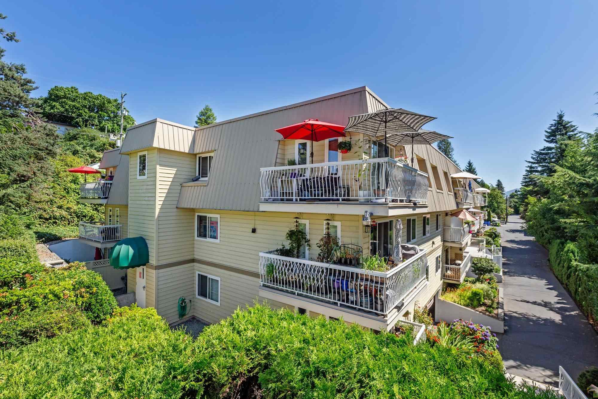 Main Photo: 101 7436 STAVE LAKE Street in Mission: Mission BC Condo for sale : MLS®# R2603469