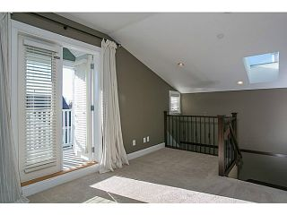"""Photo 11: 1 1624 GRANT Street in Vancouver: Grandview VE Townhouse for sale in """"GRANTS PLACE"""" (Vancouver East)  : MLS®# V1046767"""