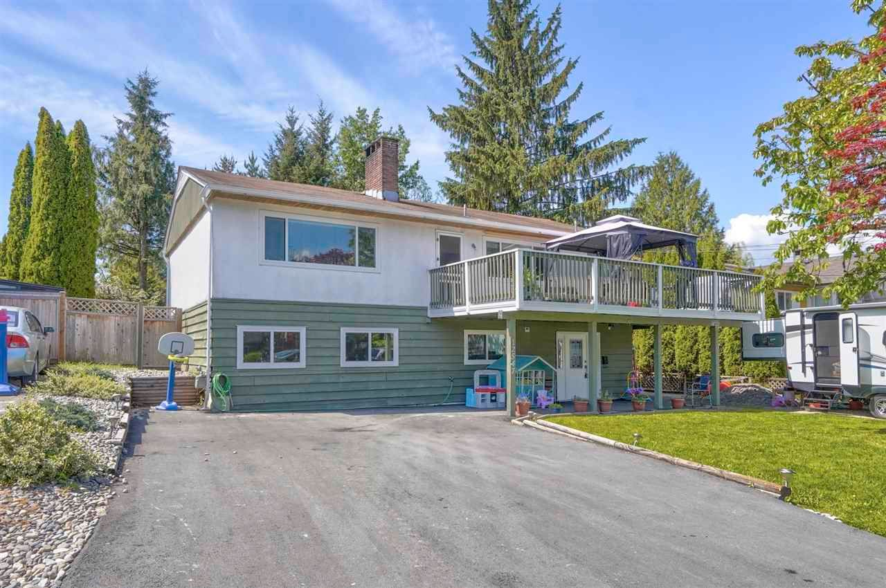 Main Photo: 12547 BLACKSTOCK Street in Maple Ridge: West Central House for sale : MLS®# R2580262