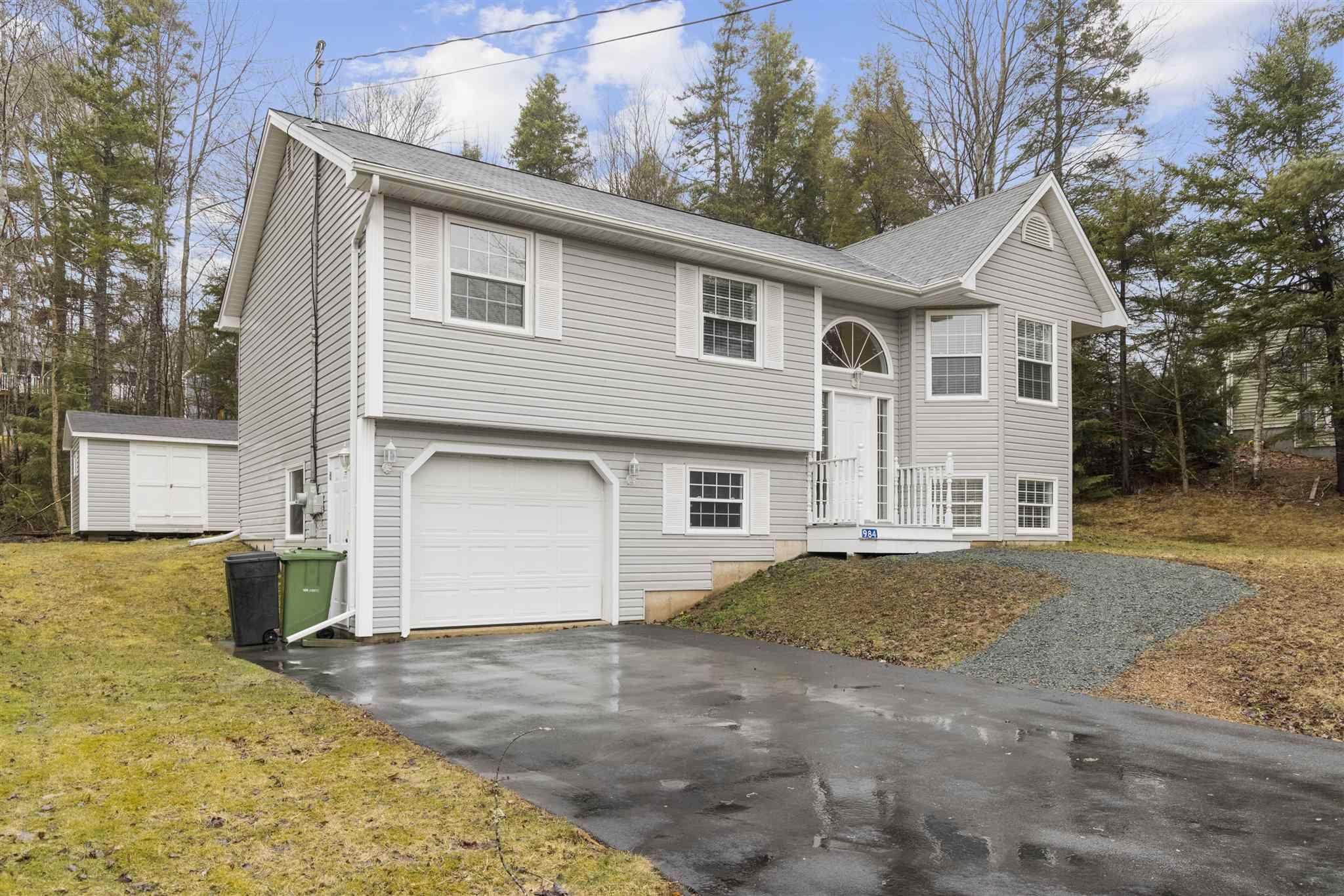 Main Photo: 984 Beaver Bank Road in Beaver Bank: 26-Beaverbank, Upper Sackville Residential for sale (Halifax-Dartmouth)  : MLS®# 202107220