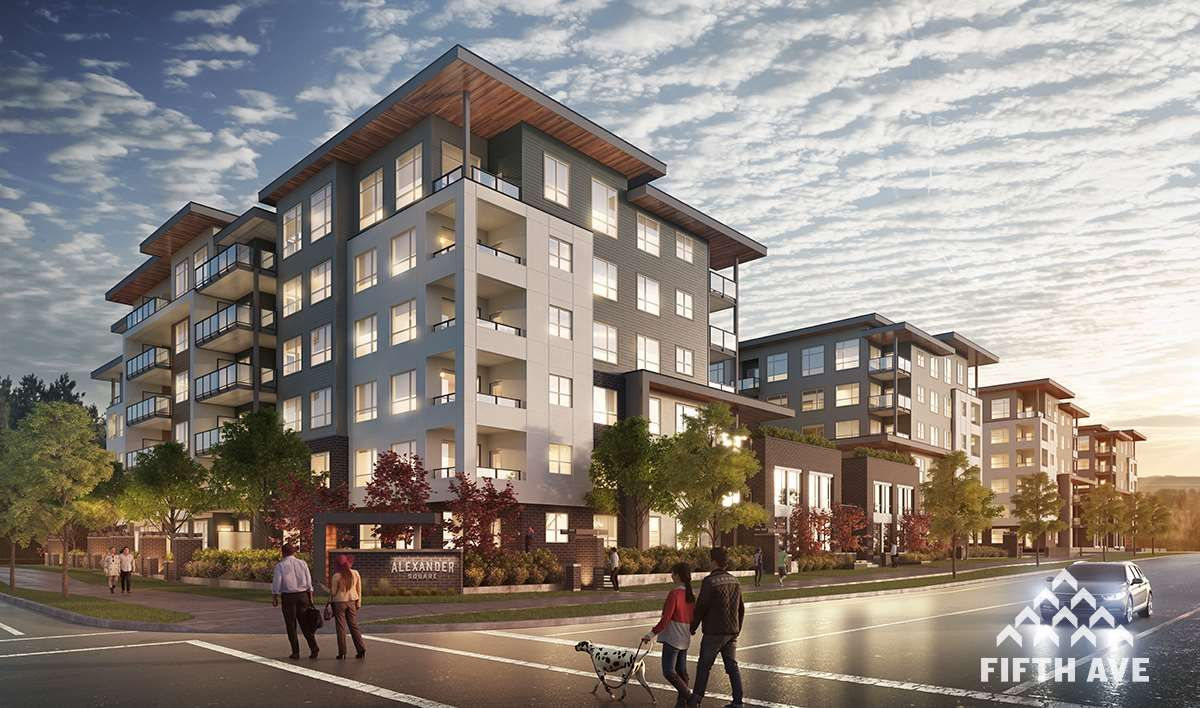 """Main Photo: A225 20834 80 Avenue in Langley: Willoughby Heights Condo for sale in """"ALEXANDRA SQUARE"""" : MLS®# R2527506"""
