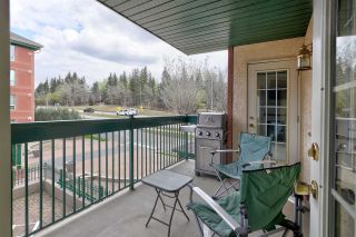 Photo 28: 202 35 SIR WINSTON CHURCHILL Avenue: St. Albert Condo for sale : MLS®# E4229558
