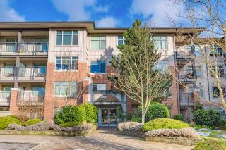"""Photo 1: 105 9299 TOMICKI Avenue in Richmond: West Cambie Condo for sale in """"MERIDIAN GATE"""" : MLS®# R2341137"""