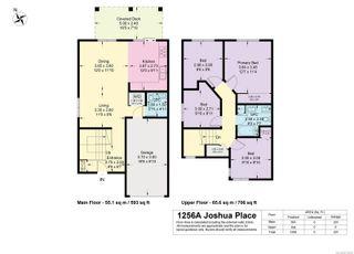 Photo 9: A 1256 Joshua Pl in : CV Courtenay City Half Duplex for sale (Comox Valley)  : MLS®# 873760