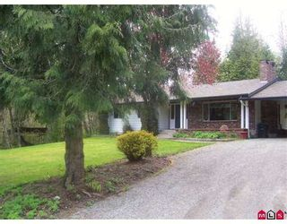 "Photo 1: 36241 DAWSON Road in Abbotsford: Abbotsford East House for sale in ""Straiton/Sumas Mtn"" : MLS®# F2701446"