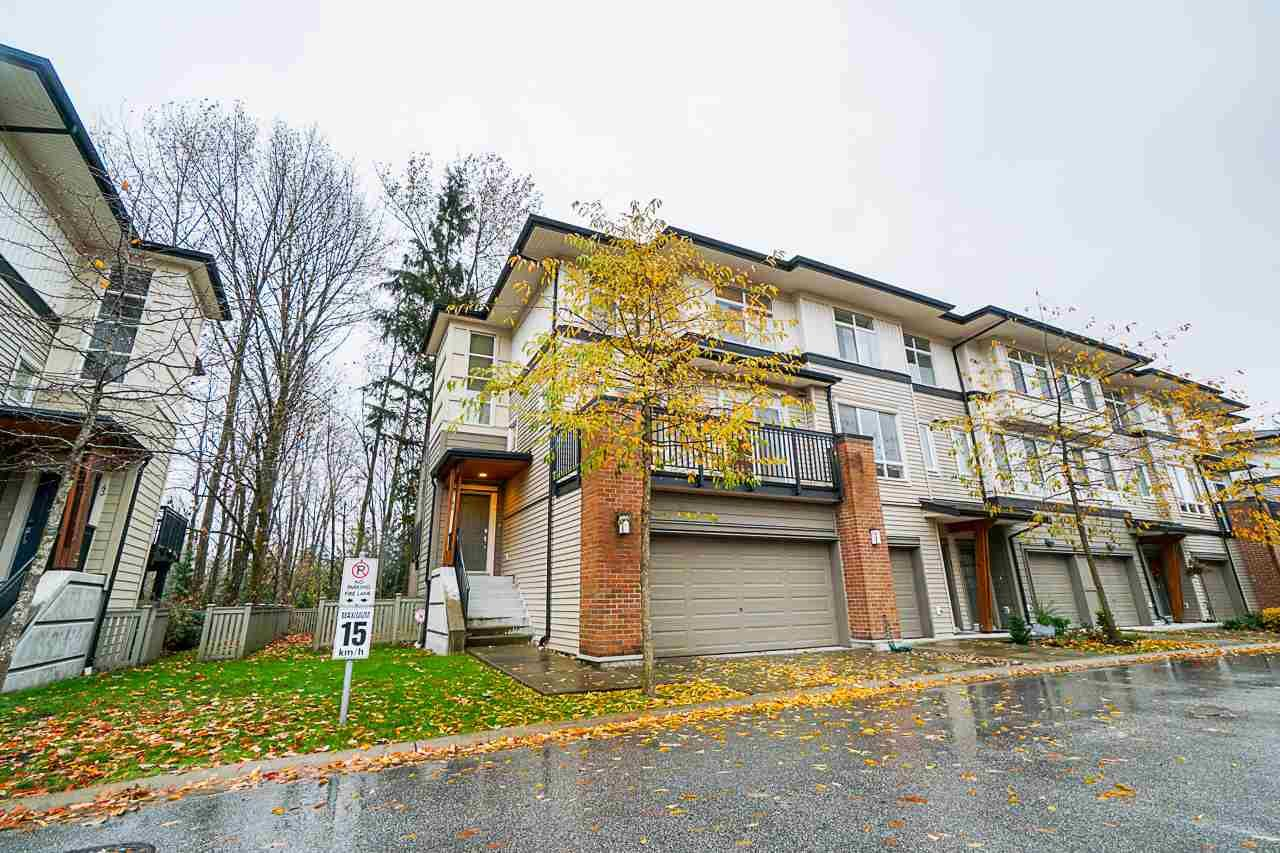 """Main Photo: 42 1125 KENSAL Place in Coquitlam: New Horizons Townhouse for sale in """"Kensal Walk by Polygon"""" : MLS®# R2522228"""