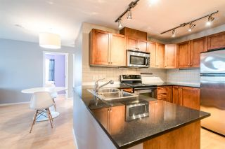 """Photo 3: 204 415 E COLUMBIA Street in New Westminster: Sapperton Condo for sale in """"SAN MARINO"""" : MLS®# R2339383"""