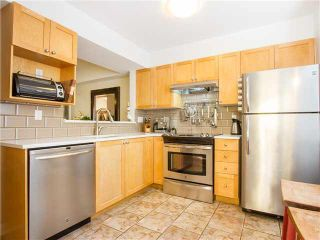 """Photo 9: 1625 MCLEAN Drive in Vancouver: Grandview VE Townhouse for sale in """"COBB HILL"""" (Vancouver East)  : MLS®# V1116697"""