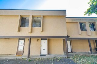 """Photo 1: 82 17714 60 Avenue in Surrey: Cloverdale BC Townhouse for sale in """"CLOVER PARK GARDENS"""" (Cloverdale)  : MLS®# R2593960"""