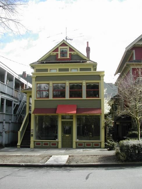 Photo 1: Photos: 1016 Cardero Street in Vancouver: Residential for sale : MLS®# V587180