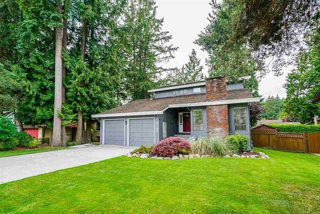 Main Photo: 6105 Sunwood Drive in Delta: Sunshine Hills Woods House for sale (N. Delta)  : MLS®# R2463742