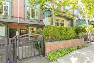 """Photo 3: 2551 EAST Mall in Vancouver: University VW Townhouse for sale in """"HAWTHORNE PLACE"""" (Vancouver West)  : MLS®# R2604703"""
