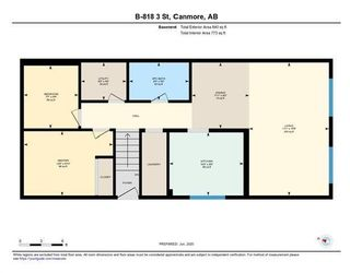 Photo 17: 3 818 3rd Street: Canmore Detached for sale : MLS®# C4301973