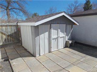 Photo 19: 60 Whitehall Boulevard in Winnipeg: Residential for sale : MLS®# 1610686
