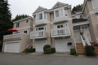 """Main Photo: 4 6700 RUMBLE Street in Burnaby: South Slope Townhouse for sale in """"Francisco Lane"""" (Burnaby South)  : MLS®# R2589525"""