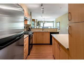 "Photo 3: 309 801 KLAHANIE Drive in Port Moody: Port Moody Centre Condo for sale in ""INGELNOOK"" : MLS®# V1122246"