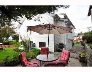 Photo 10: 110 KOOTENAY Street in Vancouver: Hastings East House for sale (Vancouver East)  : MLS®# V795967