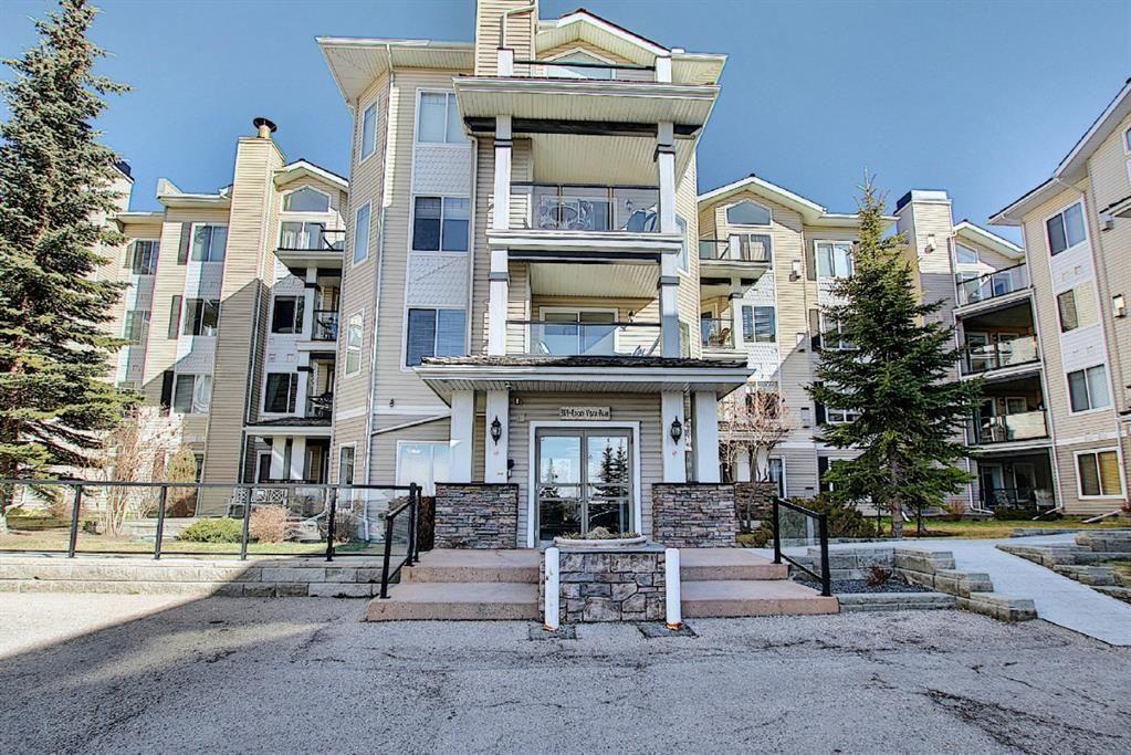 Main Photo: 410 369 Rocky Vista Park NW in Calgary: Rocky Ridge Apartment for sale : MLS®# A1088292
