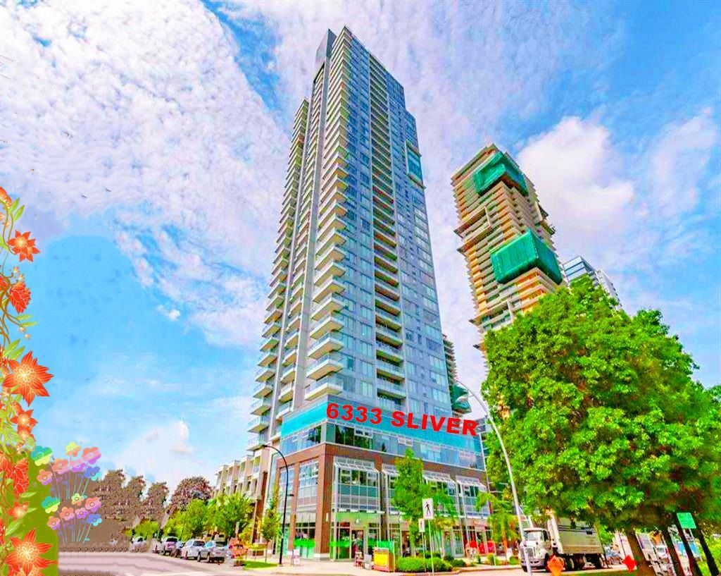 Main Photo: 2705 6333 SILVER Avenue in Burnaby: Metrotown Condo for sale (Burnaby South)  : MLS®# R2602783