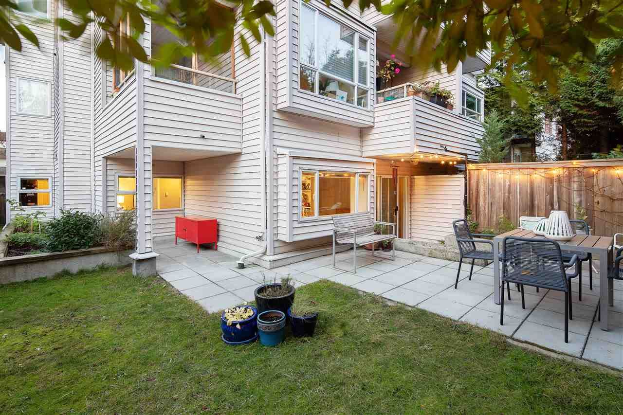 """Photo 22: Photos: 102 788 E 8TH Avenue in Vancouver: Mount Pleasant VE Condo for sale in """"Chelsea Court"""" (Vancouver East)  : MLS®# R2515993"""
