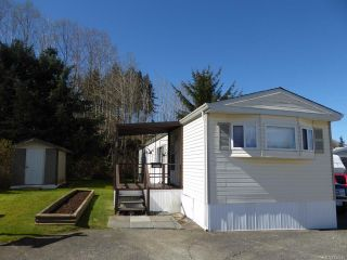 Photo 1: 82 951 Homewood Rd in CAMPBELL RIVER: CR Campbell River Central Manufactured Home for sale (Campbell River)  : MLS®# 724340