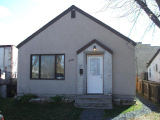 Photo 1: 498 Plinguet Street in WINNIPEG: St Boniface Residential for sale (South East Winnipeg)  : MLS®# 1121198