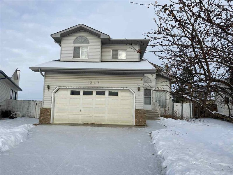 FEATURED LISTING: 1247 JOYCE Crescent Edmonton