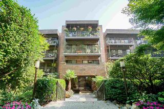 "Photo 1: 410 1655 NELSON Street in Vancouver: West End VW Condo for sale in ""Hampstead Manor"" (Vancouver West)  : MLS®# R2513219"