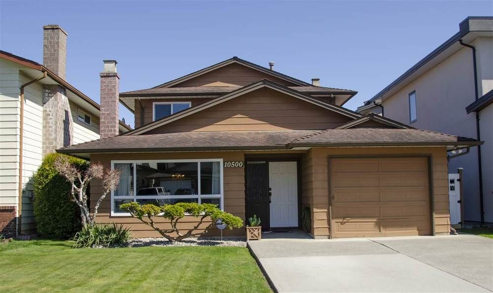 Main Photo: 10500 CANSO CRESCENT in Richmond: Steveston North Home for sale ()  : MLS®# R2371552