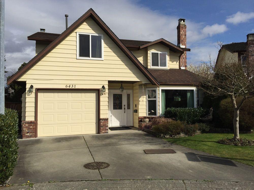 Main Photo: 6431 DAKOTA DRIVE in Richmond: Woodwards House for sale ()  : MLS®# V1110274