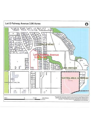 Photo 1: LOT 0 FAIRWAY Avenue in Sechelt: Sechelt District Land for sale (Sunshine Coast)  : MLS®# R2495874