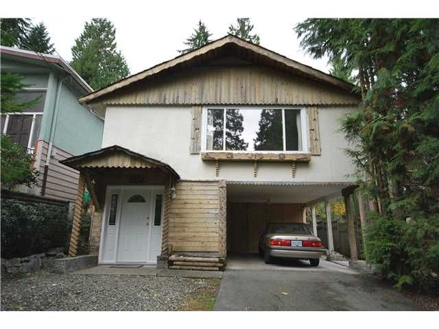 Main Photo: 1356 DYCK RD in North Vancouver: Lynn Valley House for sale : MLS®# V1091762