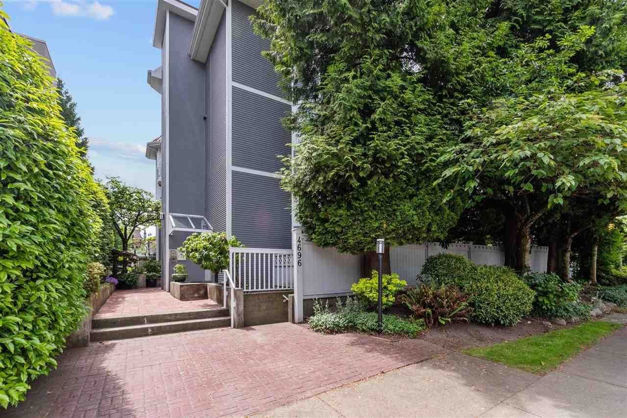 """Main Photo: 104 4696 W 10TH Avenue in Vancouver: Point Grey Townhouse for sale in """"University Gate"""" (Vancouver West)  : MLS®# R2591831"""