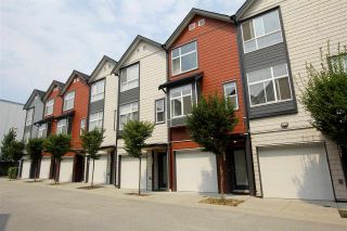 """Photo 1: 108 7533 GILLEY Avenue in Burnaby: Metrotown Townhouse for sale in """"Casa D'Oro"""" (Burnaby South)  : MLS®# R2329454"""