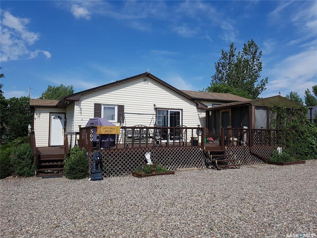 Main Photo: 509 Railway Avenue in Hawarden: Residential for sale : MLS®# SK869720
