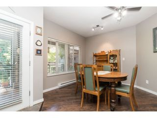 """Photo 5: 185 18701 66 Avenue in Surrey: Cloverdale BC Townhouse for sale in """"ENCORE at HILLCREST"""" (Cloverdale)  : MLS®# R2495999"""