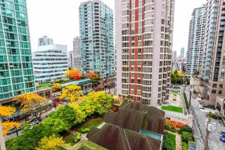Photo 11: 808 819 HAMILTON STREET in Vancouver: Downtown VW Condo for sale (Vancouver West)  : MLS®# R2118682