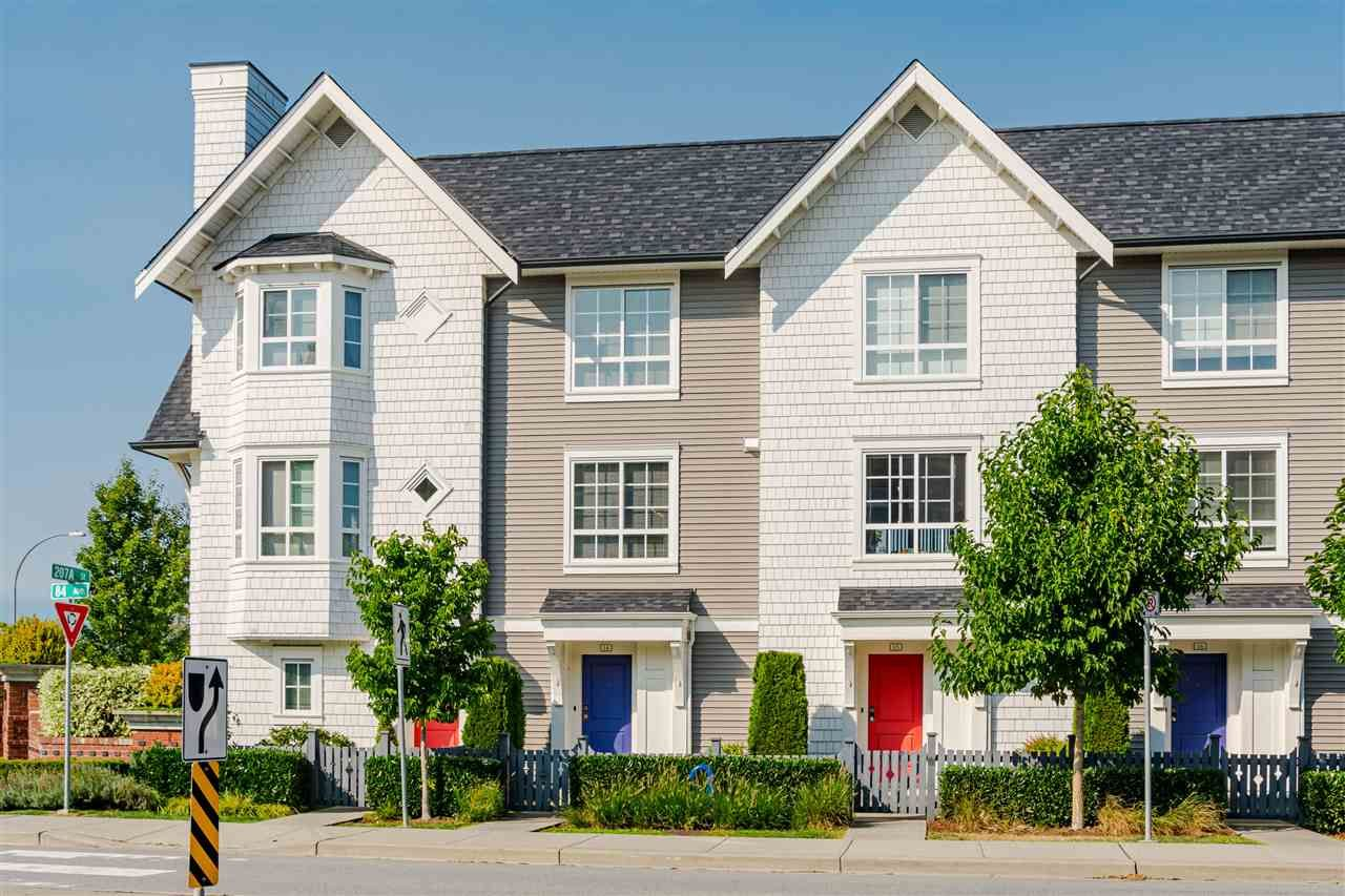 """Main Photo: 14 8438 207A Street in Langley: Willoughby Heights Townhouse for sale in """"YORK BY Mosaic"""" : MLS®# R2494521"""