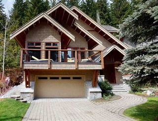 """Photo 1: 8322 VALLEY Drive in Whistler: Alpine Meadows House for sale in """"Alpine Meadows"""" : MLS®# R2453960"""