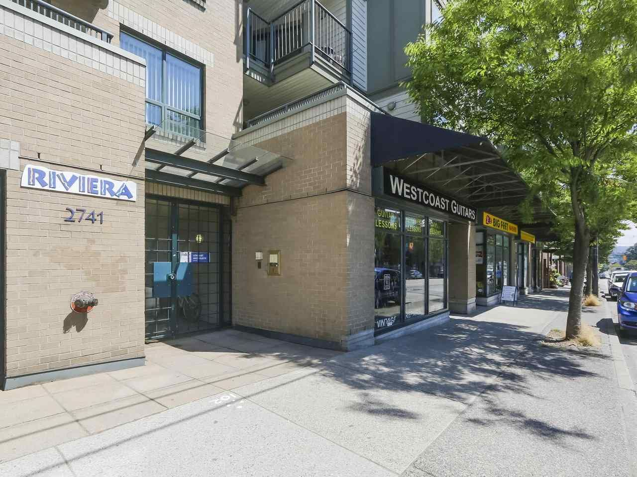 Main Photo: 301 2741 E HASTINGS STREET in Vancouver: Hastings Sunrise Condo for sale (Vancouver East)  : MLS®# R2388912