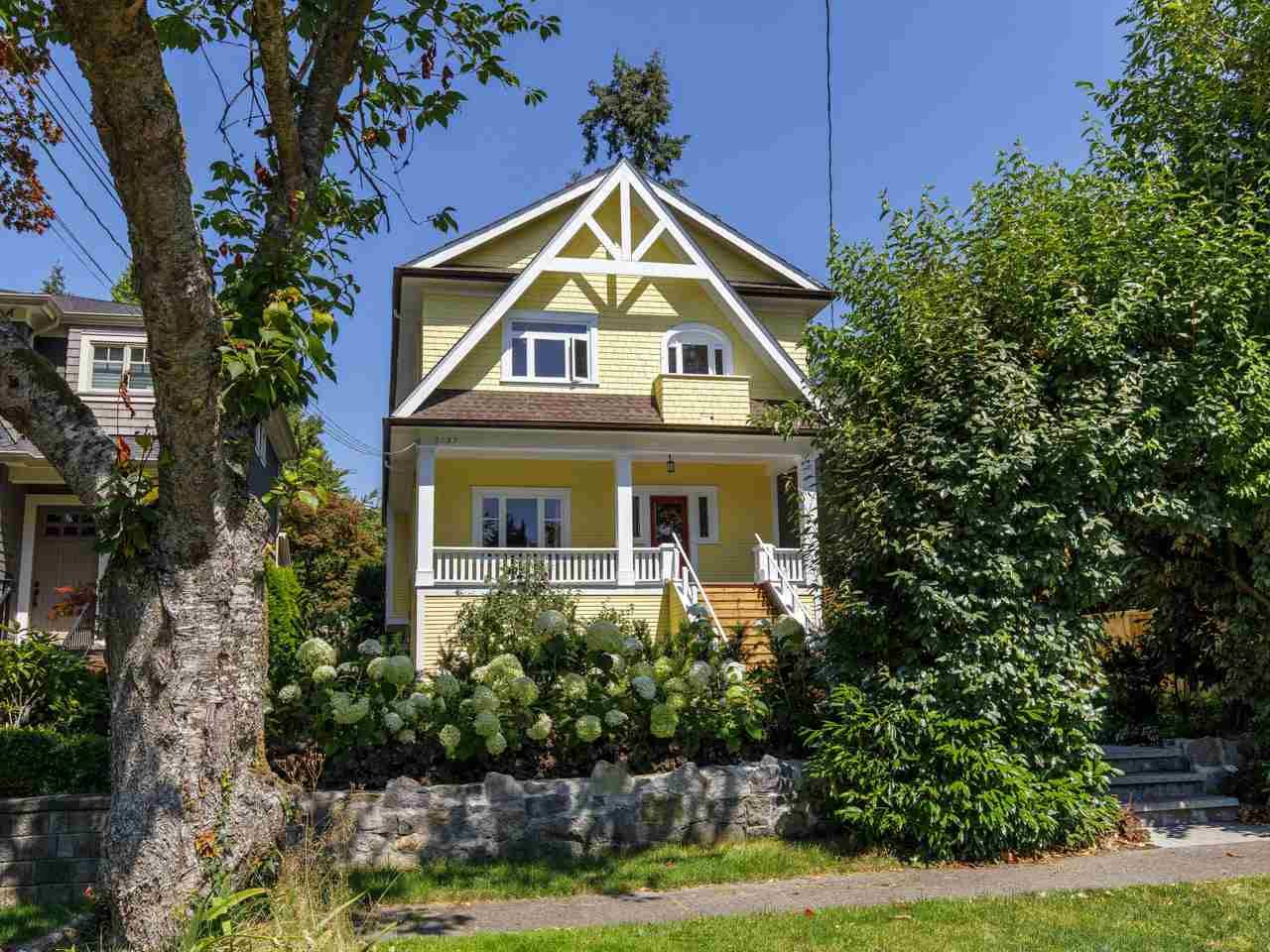 Lovely character home on a 37'ft lot