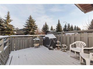 Photo 15: 15 2225 OAKMOOR Drive SW in Calgary: Palliser House for sale : MLS®# C4092246
